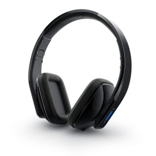 Gear by Carl Douglas Bazinga Cordless Headphones Black