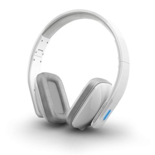 Gear by Carl Douglas Bazinga Cordless Headphones White