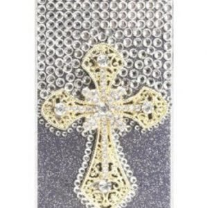 Gear by Carl Douglas Cross Case for iPhone5 Transparent Silver