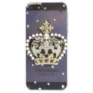 Gear by Carl Douglas Crown Case for iPhone5 Silver Gold