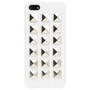 Gear by Carl Douglas iPhone5 Leather Case White