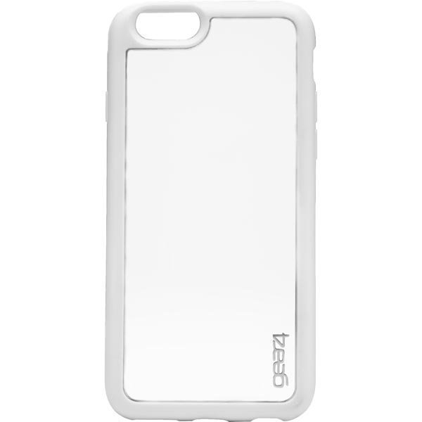 Gear4 Ice Box Edge iPhone 6 Kovamuovikuori valkoinen
