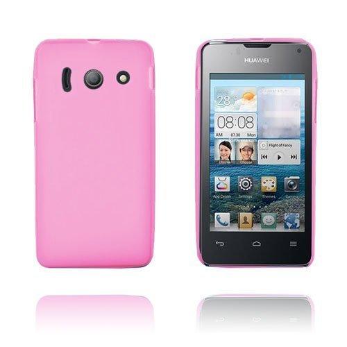 Gelcase Kuuma Pinkki Huawei Ascend Y300 Suojakuori