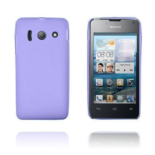 Gelcase Violetti Huawei Ascend Y300 Suojakuori