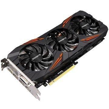 Gigabyte GeForce GTX 1080 G1 Gaming 8 Gt GDDR5X Grafiikkakortti