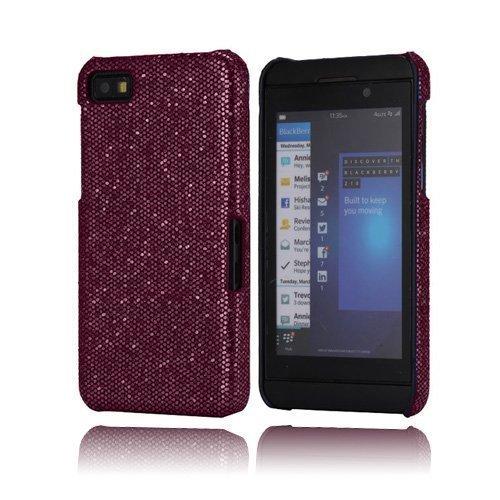 Glitter Pinkki Blackberry Z10 Suojakuori