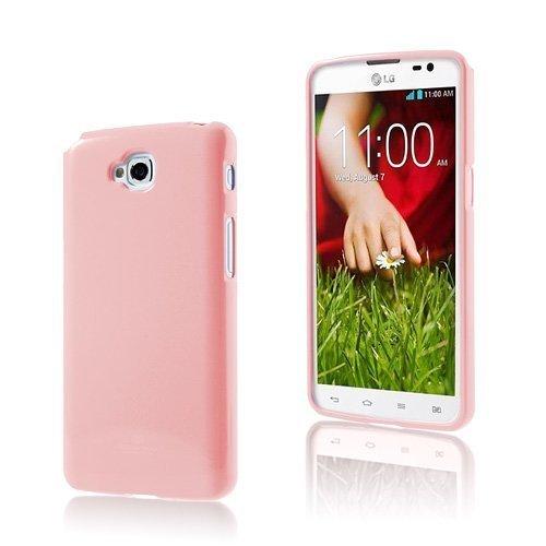 Glitter Pinkki Lg G Pro Lite Suojakuori