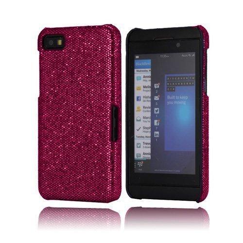 Glitter Punainen Blackberry Z10 Kotelo