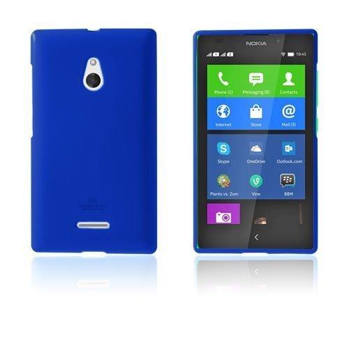 Glitter Rock Sininen Nokia Xl Suojakuori