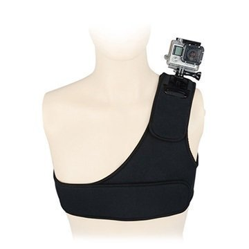 GoPro & Action Camera Ksix Shoulder Harness Black