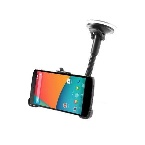 Google Nexus 5 Autoteline 2 Musta