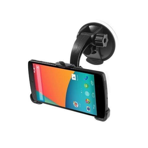Google Nexus 5 Autoteline 3 Musta