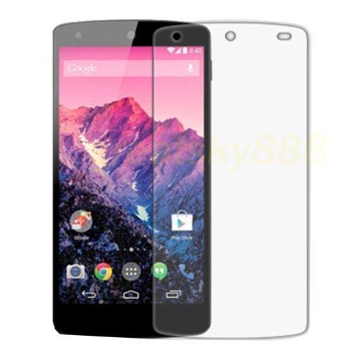 Google Nexus 5 Näytön Suojakalvo Kirkas