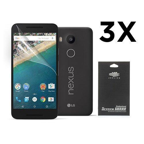 Google Nexus 5x Näytön Suojakalvo. 3 Kpl.