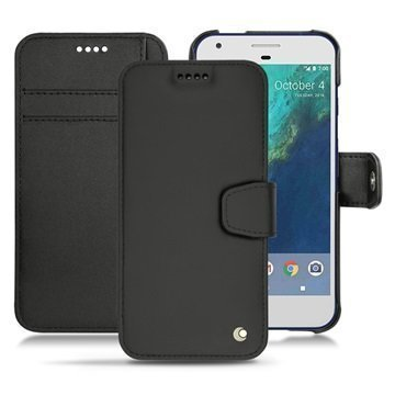 Google Pixel Noreve Tradition B Wallet Case Black