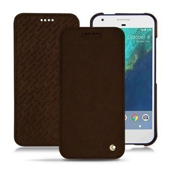 Google Pixel Noreve Tradition D Flip Leather Case Soopeli Vintage
