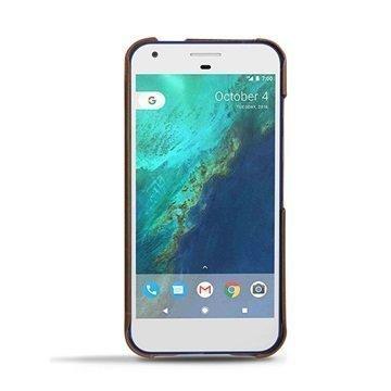 Google Pixel Noreve Tradition E Cover Ruskea