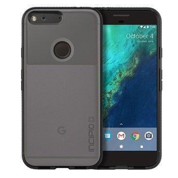 Google Pixel XL Incipio Octane Suojakuori Huurre/Musta