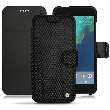 Google Pixel XL Noreve Tradition B Wallet Case Serpent Black