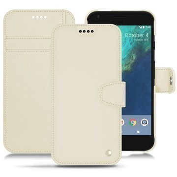 Google Pixel XL Noreve Tradition B Wallet Case Valkoinen