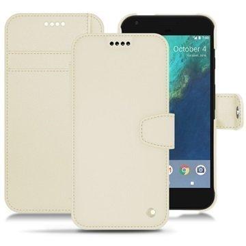 Google Pixel XL Noreve Tradition B Wallet Case Valkoinen