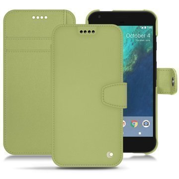 Google Pixel XL Noreve Tradition B Wallet Case Vihreä