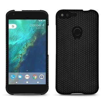 Google Pixel XL Noreve Tradition E Cover Abaca Black