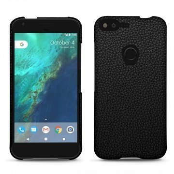 Google Pixel XL Noreve Tradition E Cover Eebenpuunmusta