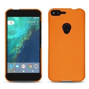 Google Pixel XL Noreve Tradition E Cover Oranssi