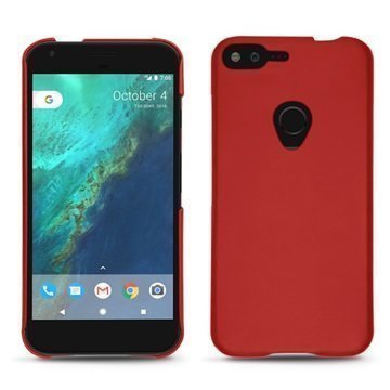 Google Pixel XL Noreve Tradition E Cover Punainen