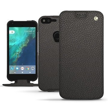 Google Pixel XL Noreve Tradition Flip Case Antrasiitinharmaa