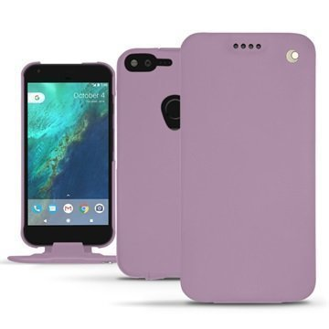 Google Pixel XL Noreve Tradition Flip Case Violetti