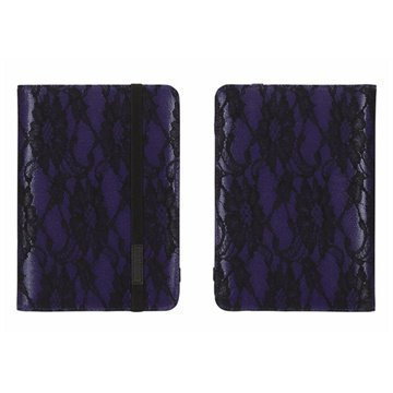 Griffin Elan Passport Tablettikotelo 7 Violetti Pitsi