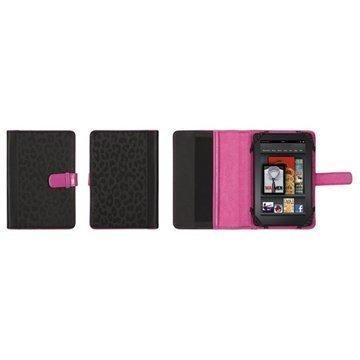Griffin Elan Passport Tablettikotelo7 Musta / Pinkki