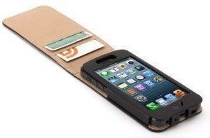 Griffin Midtown iPhone 5 lompakkomallinen suojakotelo