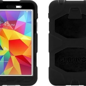 Griffin Survivor Samsung Galaxy Tab 4 10.1 Black