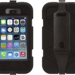 Griffin Survivor iPhone 4/4S black