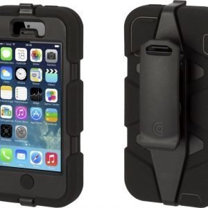 Griffin Survivor iPhone 5 black