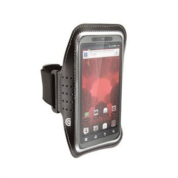 Griffin Trainer Armband Nokia Lumia 800 Samsung Galaxy S2 HTC Evo Black