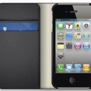 Griffin iPhone 5 Passport Wallet Musta