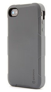 Griffin iPhone 5 Protector Gray