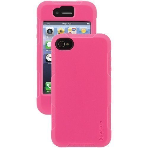 Griffin iPhone 5 Protector Pink