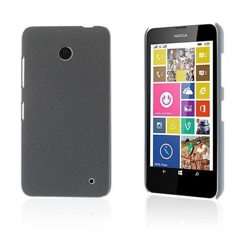 Grundsten Harmaa Nokia Lumia 630 / 635 Suojakuori
