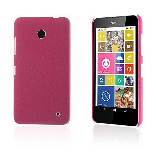 Grundsten Pinkki Nokia Lumia 630 / 635 Suojakuori