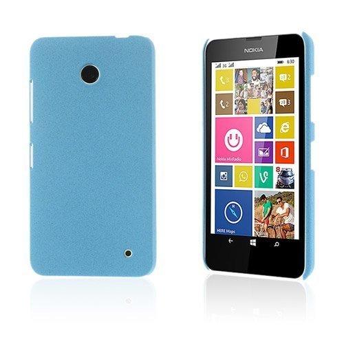 Grundsten Vaalea Sininen Nokia Lumia 630 / 635 Suojakuori