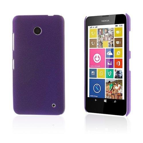 Grundsten Violetti Nokia Lumia 630 / 635 Suojakuori