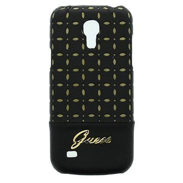 Guess Gianina Cover Samsung Galaxy S4 mini I9190 I9192 I9195 Black