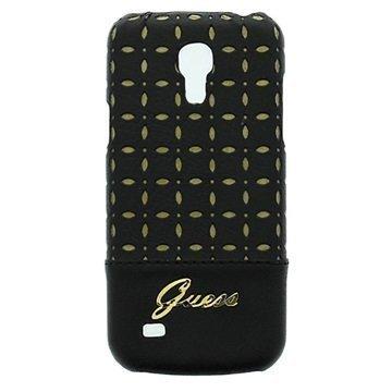 Guess Gianina Cover Samsung Galaxy S4 mini I9190 I9192 I9195 Black