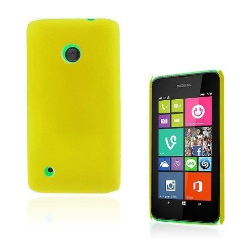 Guillou Keltainen Nokia Lumia 530 Suojakuori