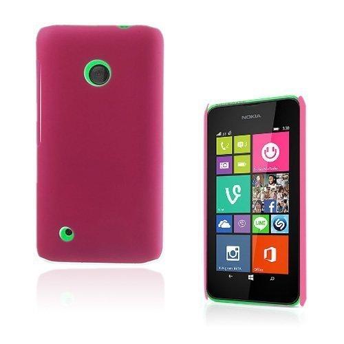 Guillou Kuuma Pinkki Nokia Lumia 530 Suojakuori